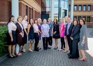 The Surrey Park Clinic team